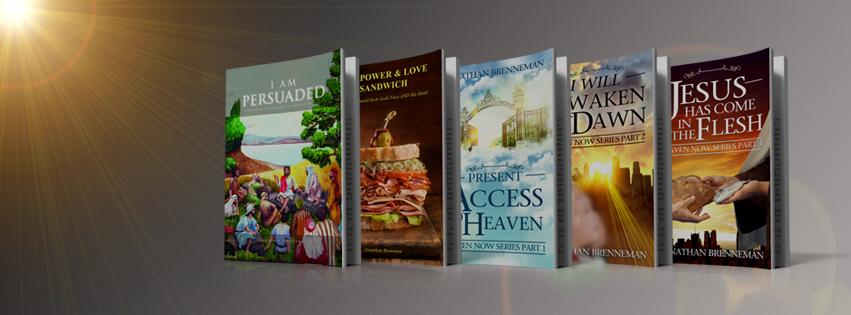 Jonathan Brenneman Books
